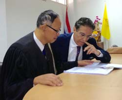 Tribunal Avocat Thailande